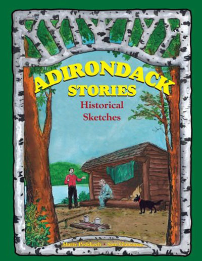Adirondack Stories Book