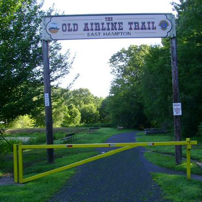 Air Line Trail East Hampton CT