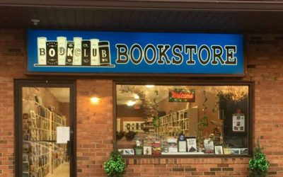 Book Signing Event at Book Club Bookstore Saturday, Oct 27th