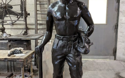 CCC Statue Coming to Chatfield Hollow State Park Spring 2019