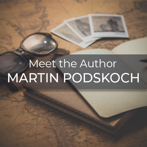 Meet The Author - Martin Podskoch