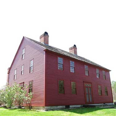 Nathan Hale Homestead and Strong Porter House
