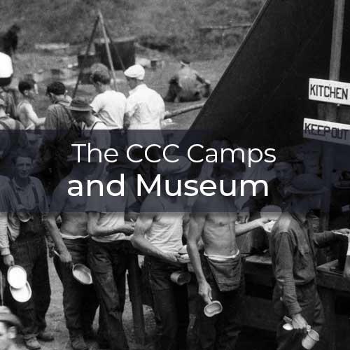 The CCC Camps and Museum