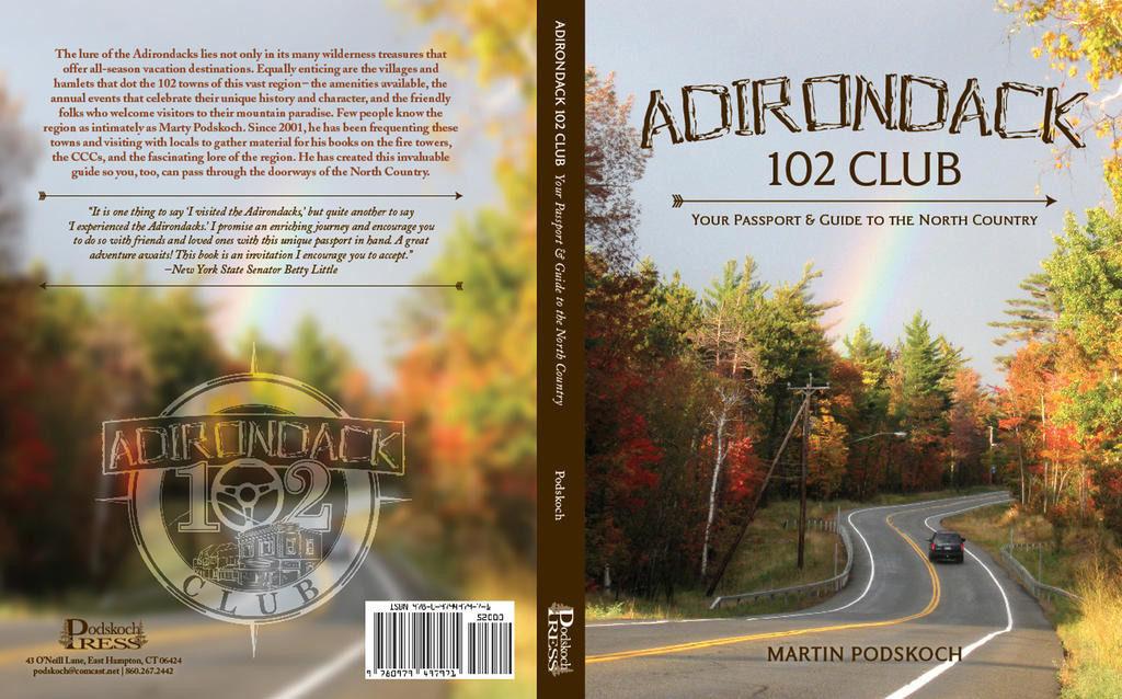 Adirondack 102 Club Book