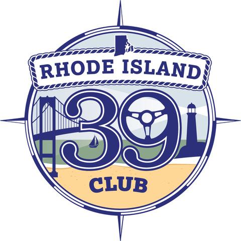 Rhode Island 39 Club Logo Design
