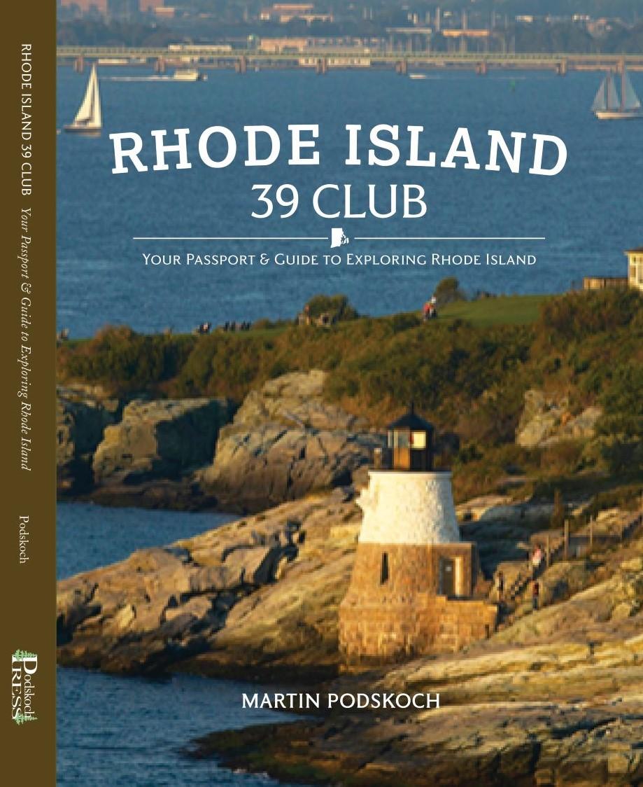 Rhode Island Travel Guide Book